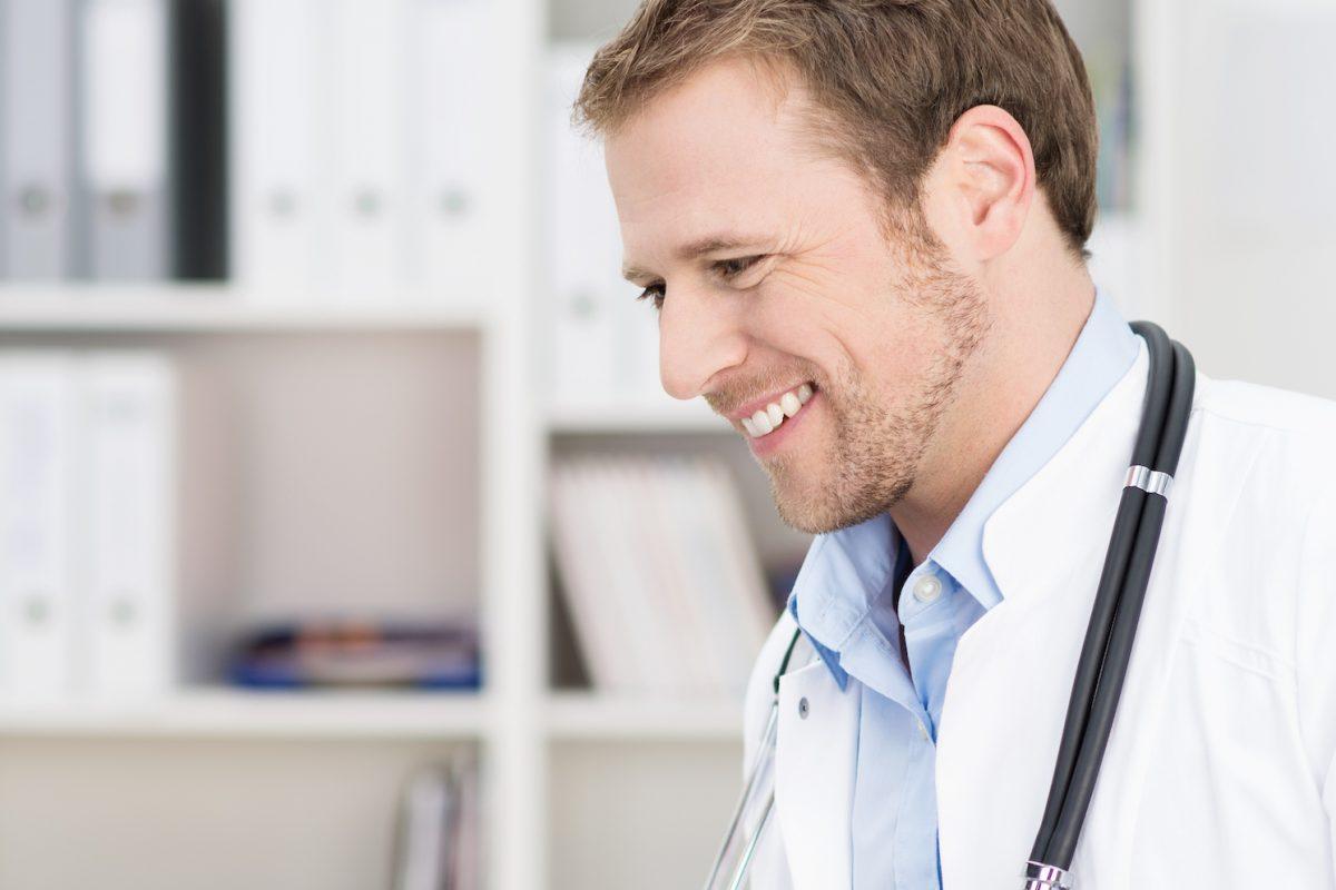 Lékaři na jednom místě