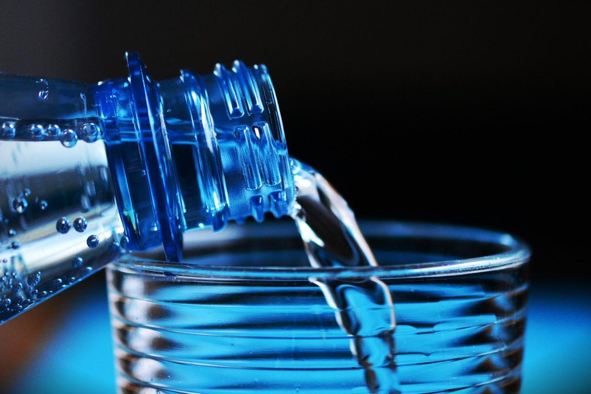 Voda je v horku zásadní